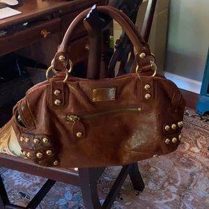 Woman's Linea Pelle shoulder bag